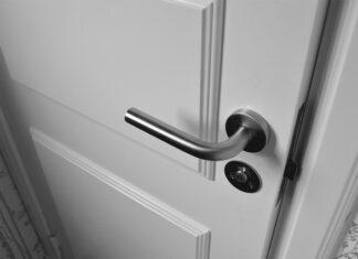 Metalowe elementy drzwiowe